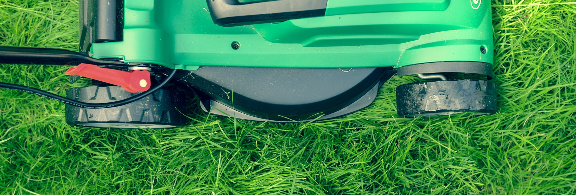 Lawn Mowing Tips - Lawn mower