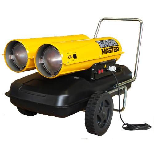 Paraffin/Diesel Heater 150 500 - 301 000 Btu 44 / 88kW - Heater