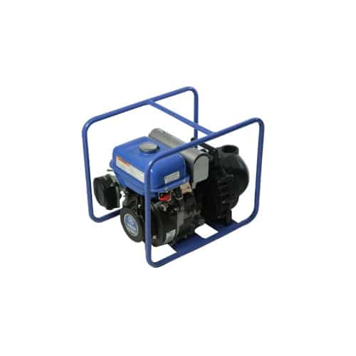 Polypropylene Pump with Yamaha engine - Electric generator