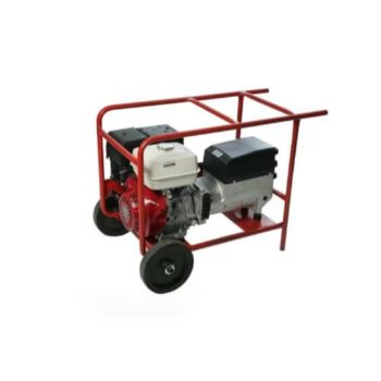 Honda 200Amp/6kVA Welder/Generator