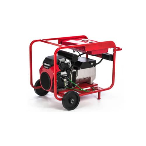 12 kVA Petrol Single Phase Generator - Electric generator